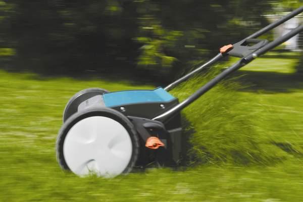 Kosimy trawnik do pierwszych mrozów