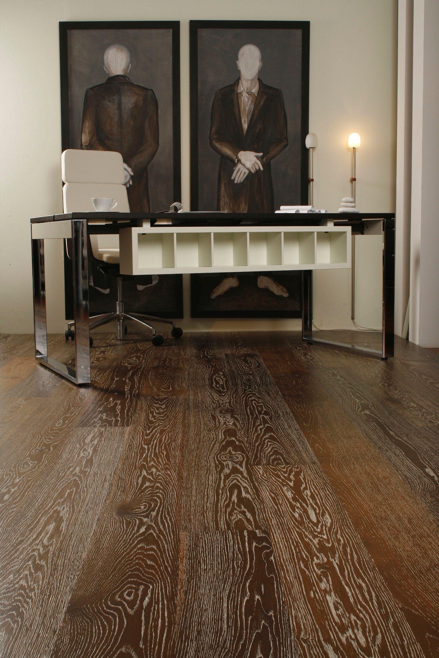 Podłogi drewniane - naturalnie!