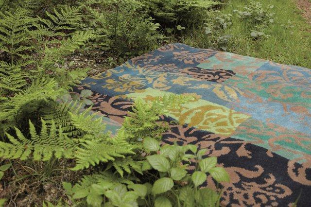 Dywany w stylu patchwork w sklepach Komfort