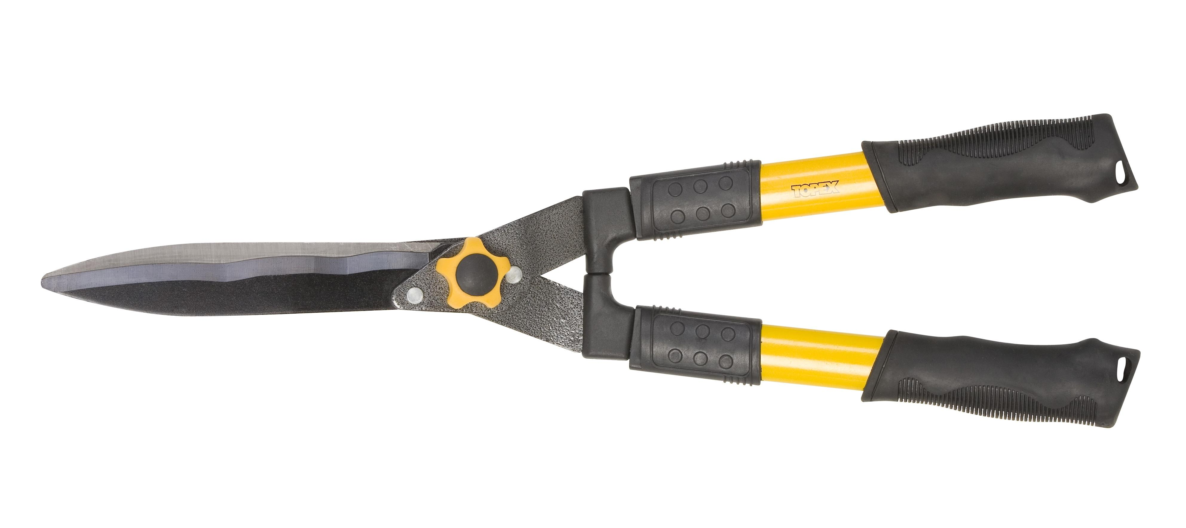 Nowe nożyce do żywopłotu marki TOPEX