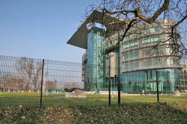 Grodzenie w nowoczesnej architekturze