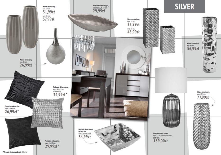 Nowe dodatki w kolekcji Silver od Black Red White