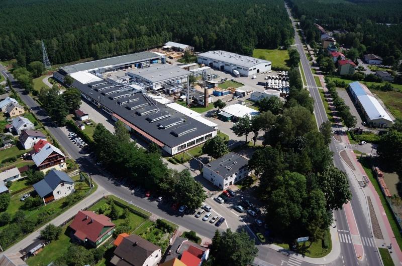 Zakład produkcyjny nr3 wBiłgoraju