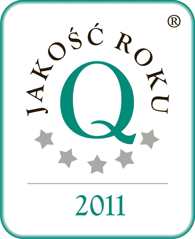 Jakość roku srebro i jakość roku 2011 dla Baltic Wood!