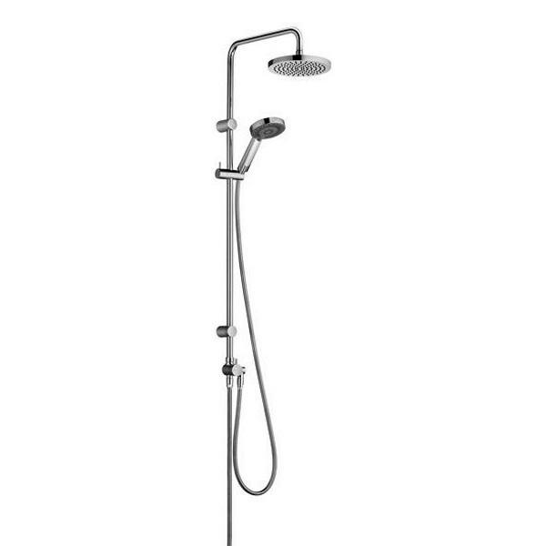 Kludi dual shower system - przyjemne z pożytecznym