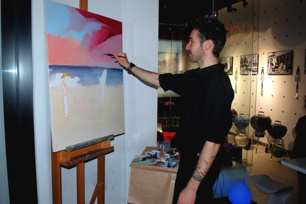 Weber – kolorowa kolekcja 2012