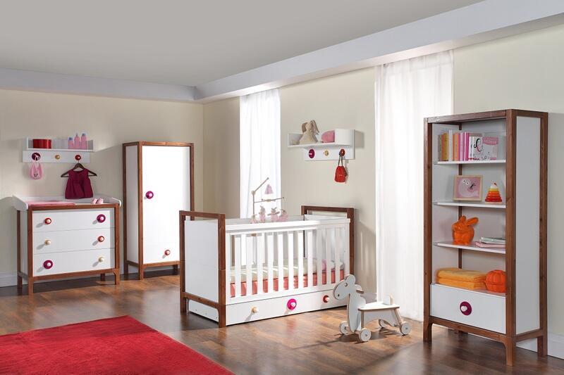 Jaki kolor wybrać do pokoju dziecka?