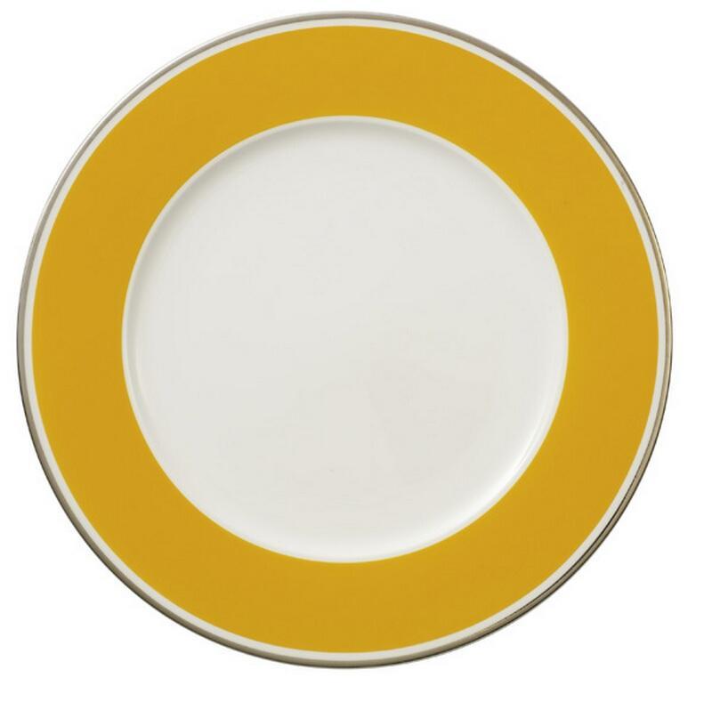 Okrągła forma zastawy stołowej
