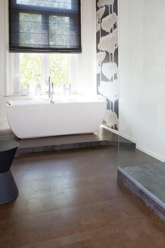 Nowoczesna podłoga do łazienki!