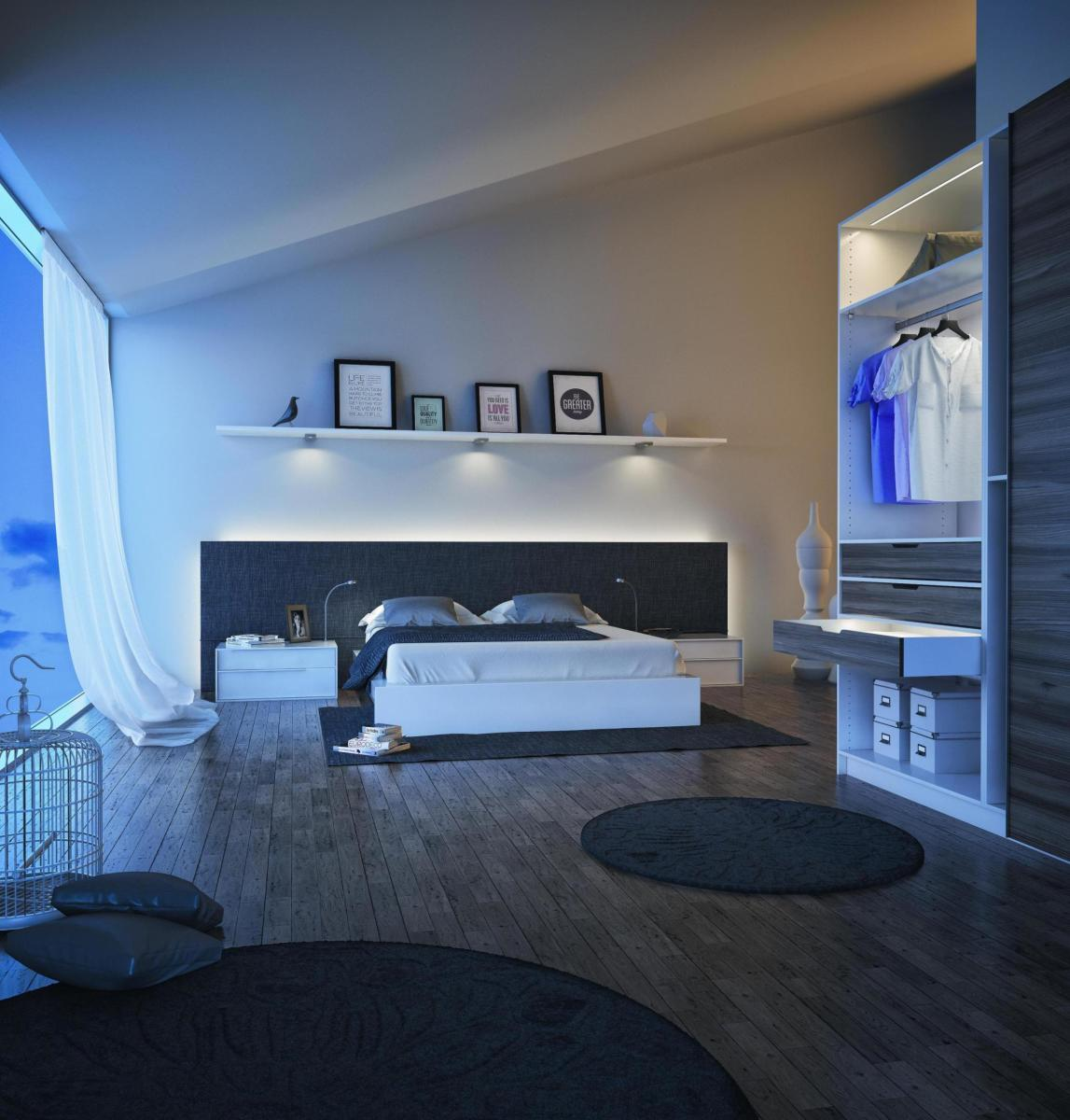 3 sekrety wygodnej sypialni