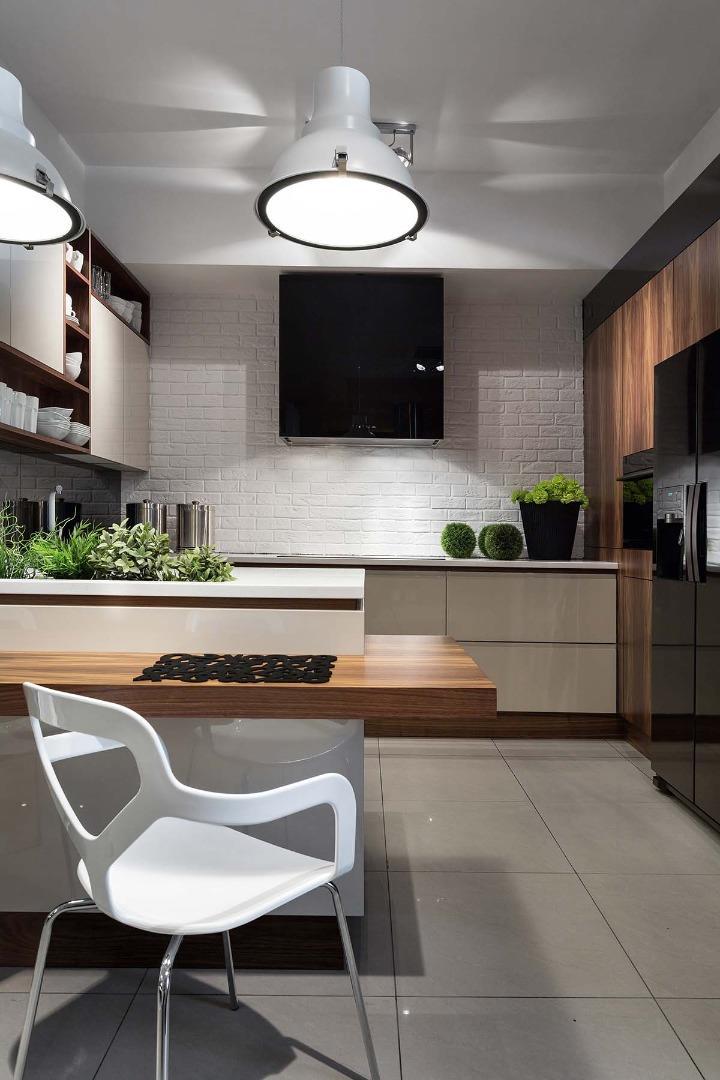5 pomysłów na kuchenną ścianę  WNĘTRZE I OGRÓD