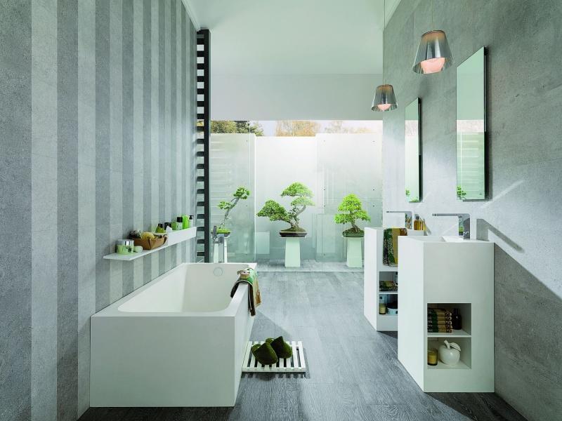 Aktualne trendy w urządzaniu łazienek