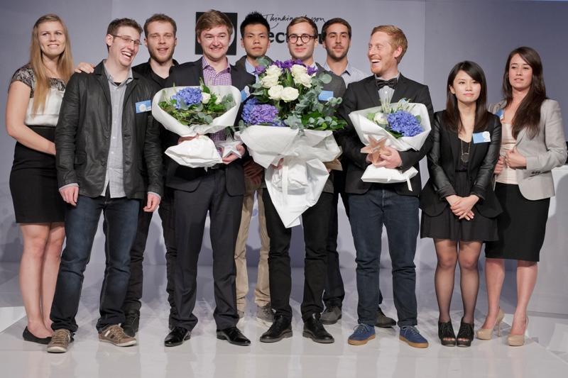 Jan Ankiersztajn wygrywa Electrolux Design Lab 2012!