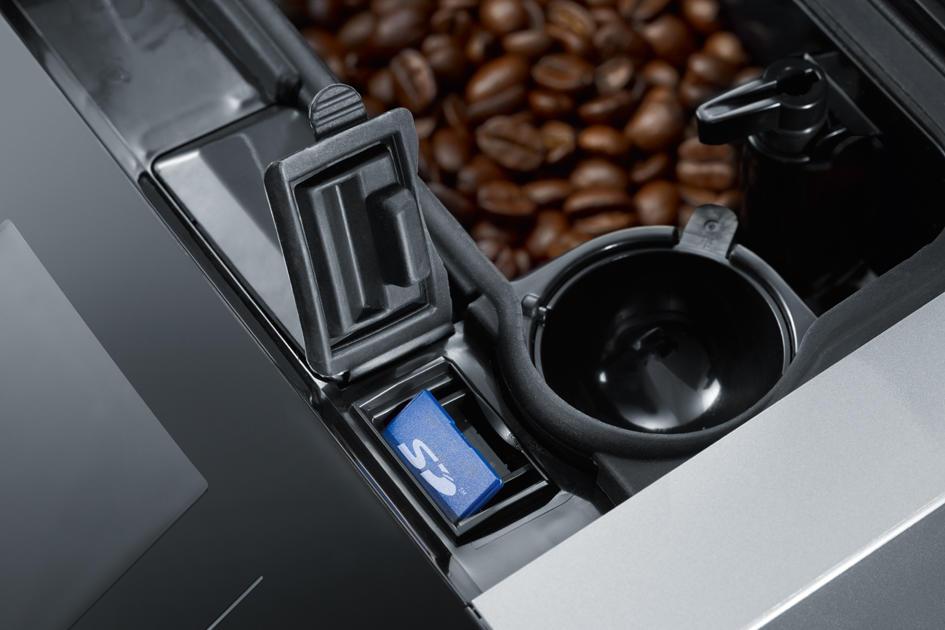 Nowy, w pełni automatyczny ekspres do kawy S3 ONE TOUCH SENSOSLIDE