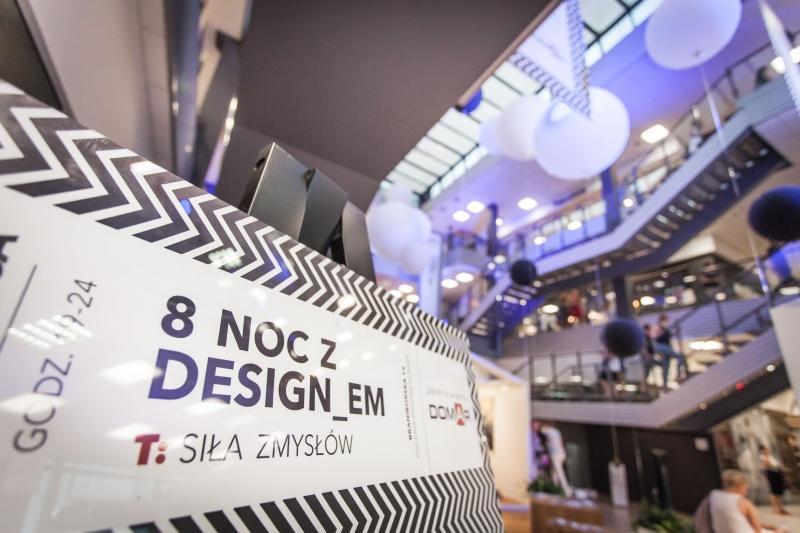 Poczuliśmy siłę zmysłów na tegorocznej Nocy z Designem