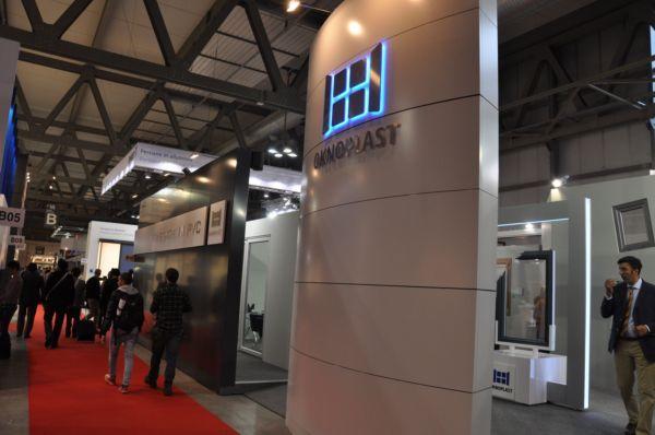 OKNOPLAST na targach MADE Expo 2012