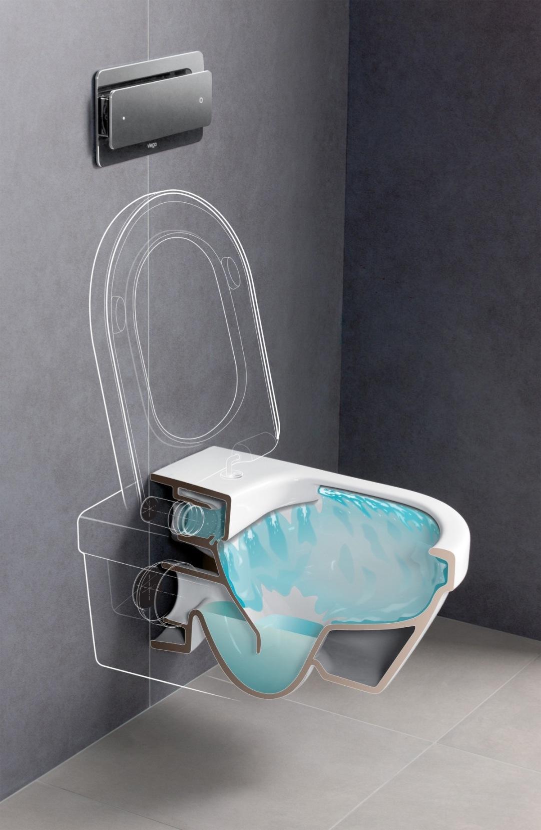 Perfekcyjna czystość w łazience