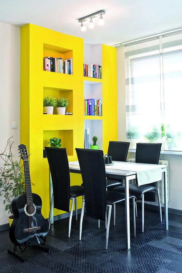 Logiczna konsekwencja - mieszkanie w stylu nowoczesnym
