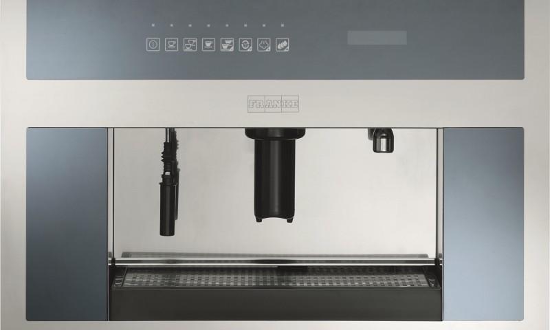 automat do kawy Crystal Steel