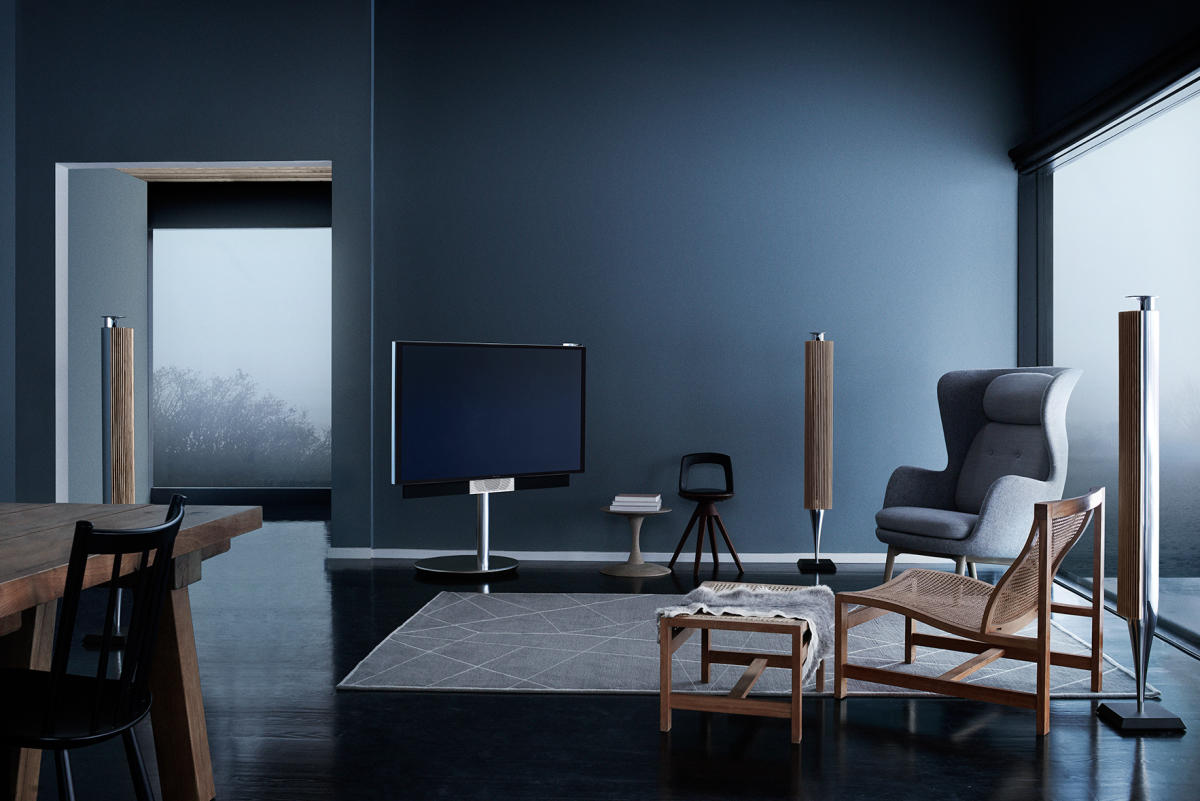 Bang&Olufsen - nowy telewizor BeoVision Avant