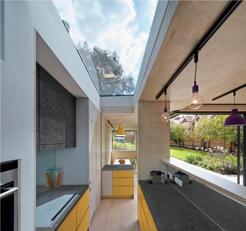 Blaty Pfleiderer z dekorami betonowymi – z czym je łączyć w projektach wnętrz?