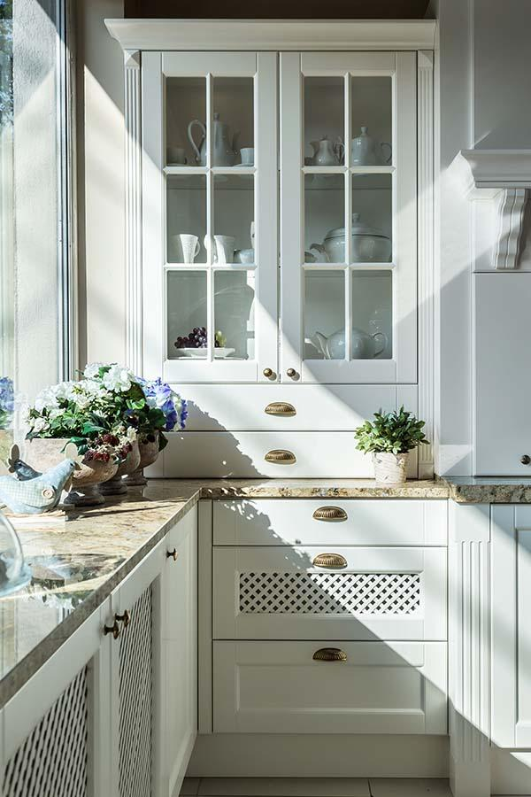Jak stworzyć rustykalny klimat w kuchni?