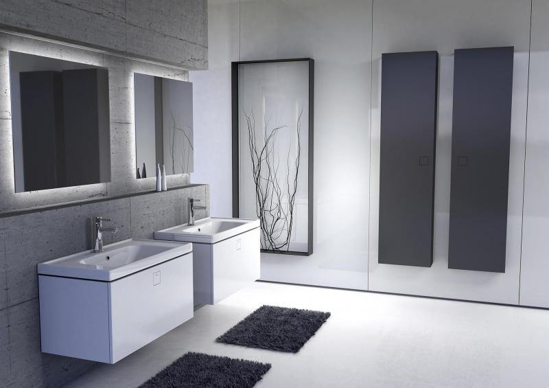 Kolekcja mebli łazienkowych NODO   Defra