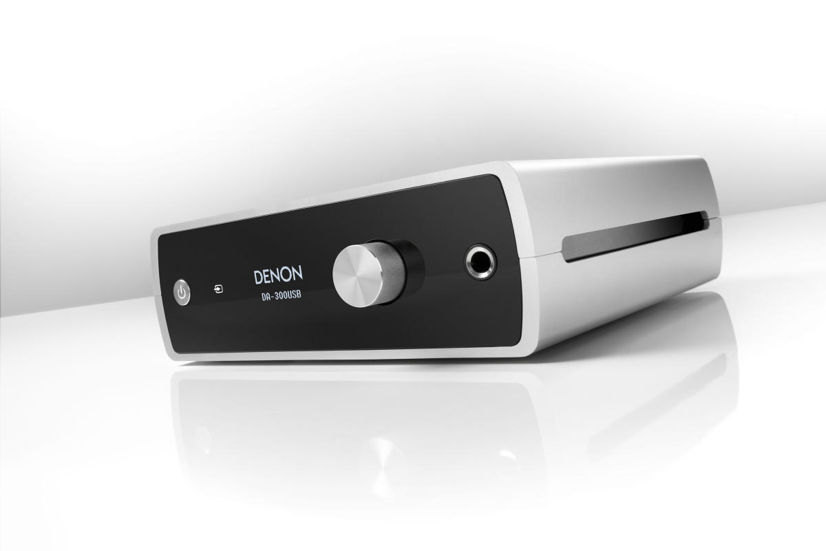 Przetwornik High Definition USB DAC