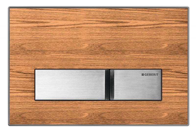Detal w łazience – przegląd przycisków spłukujących