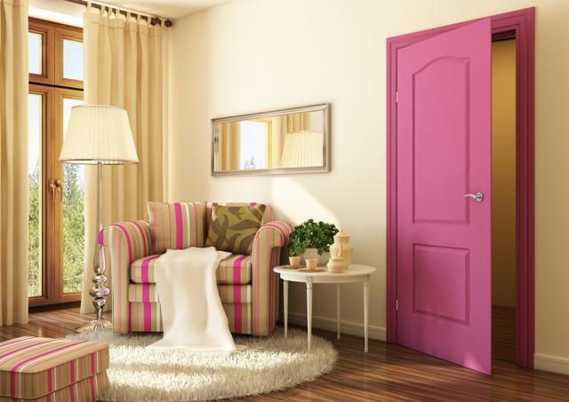 Dlaczego warto wybrać drzwi malowane?