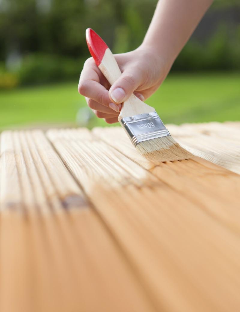 Długotrwała ochrona drewna w każdych warunkach