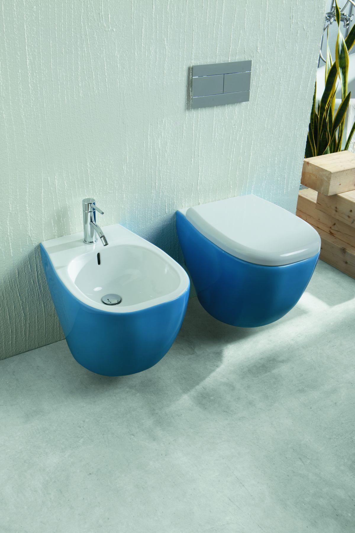 Dodaj koloru swojej łazience