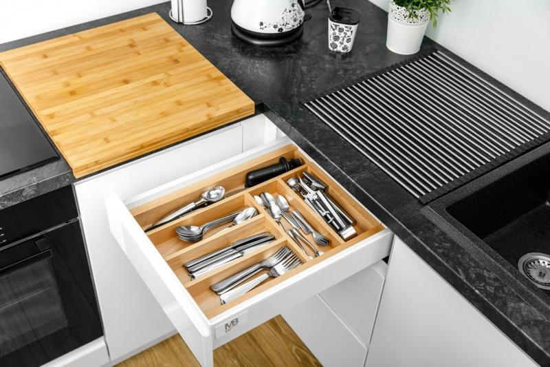 Drewno, naturalnie! GTV prezentuje wkłady do szuflad WOOD'IN'SET