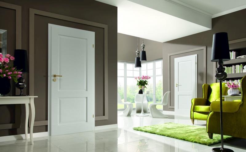 Drzwi Porta rozświetlające wnętrza