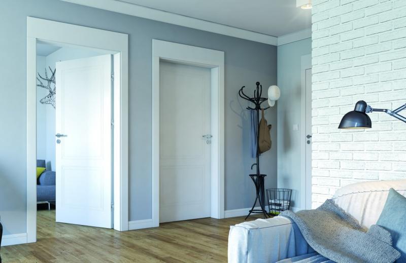 Drzwi Porta VECTOR Premium bohaterem Domowych Rewolucji