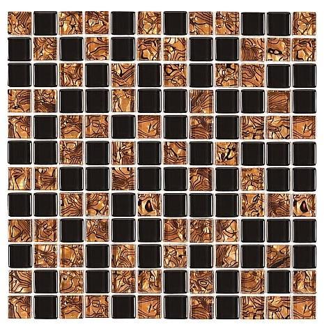 DUNIN Lunar nowoczesna odsłona szklanej mozaiki