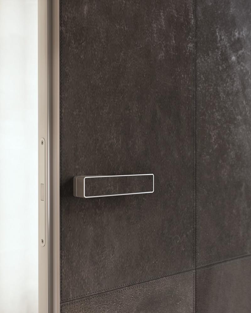 Dyskretna elegancja nowych drzwi PIU Design
