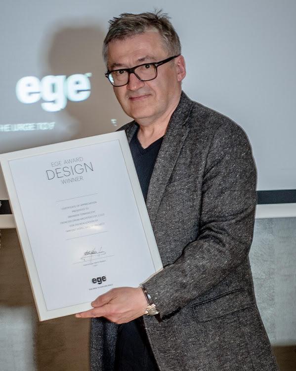 EGE – premiera nowej kolekcji podczas seminarium Carpet Studio