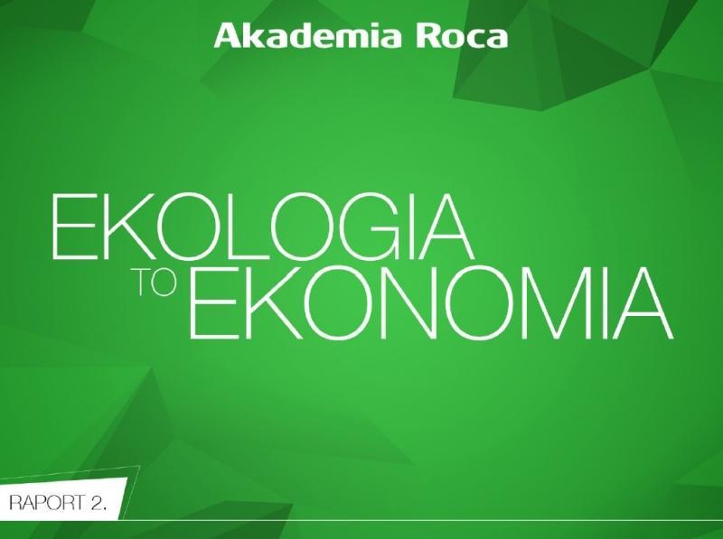 Ekologia to ekonomia