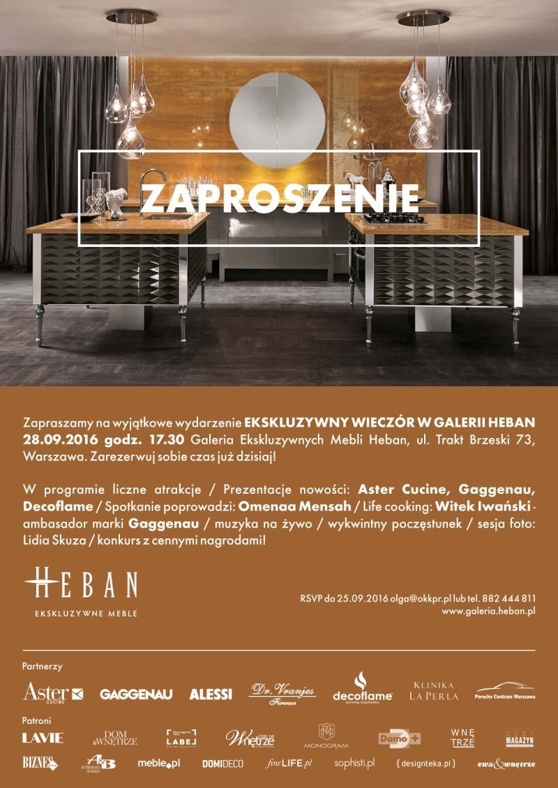 Ekskluzywny Wieczór ze światowymi markami w Galerii Heban