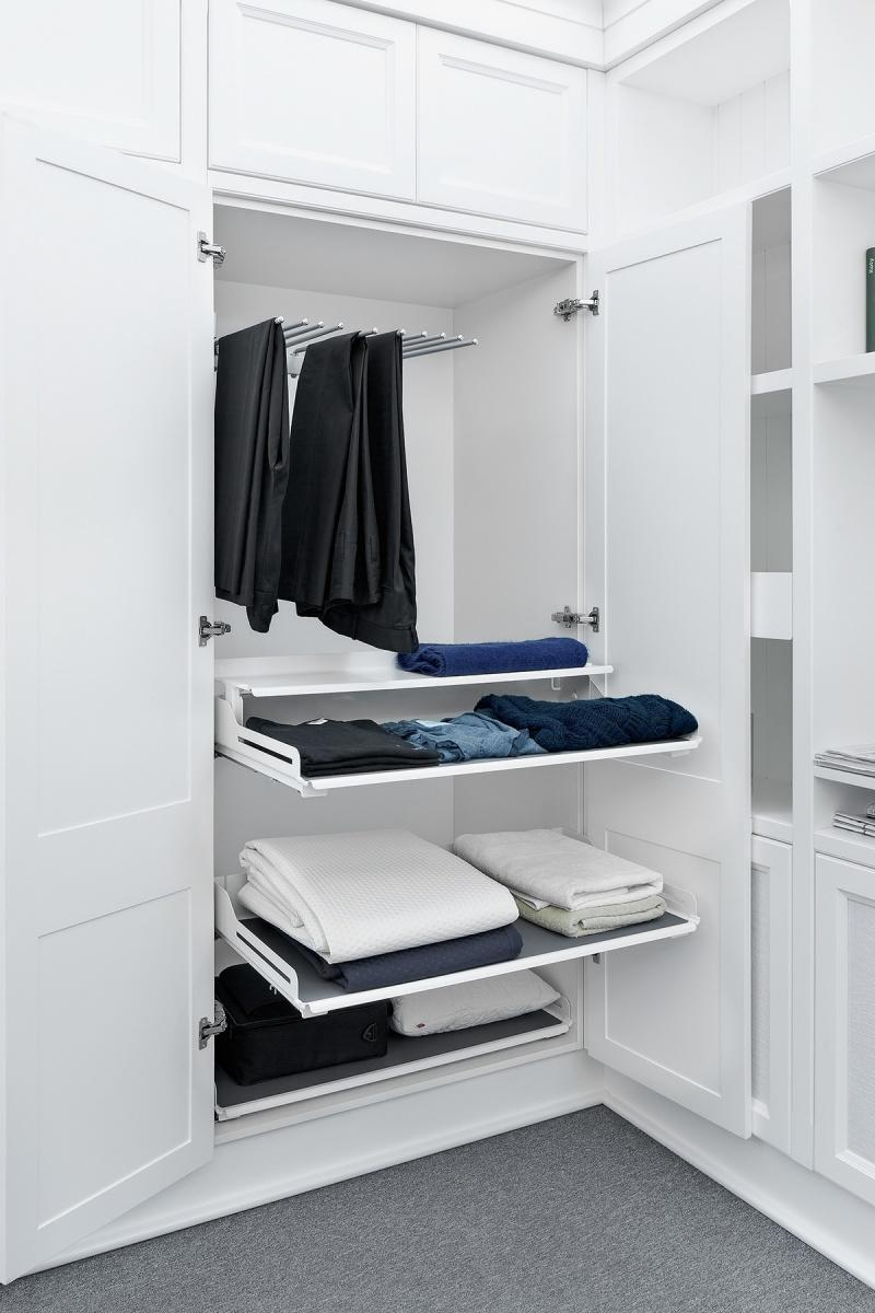 Ergonomia w garderobie z firmą PEKA