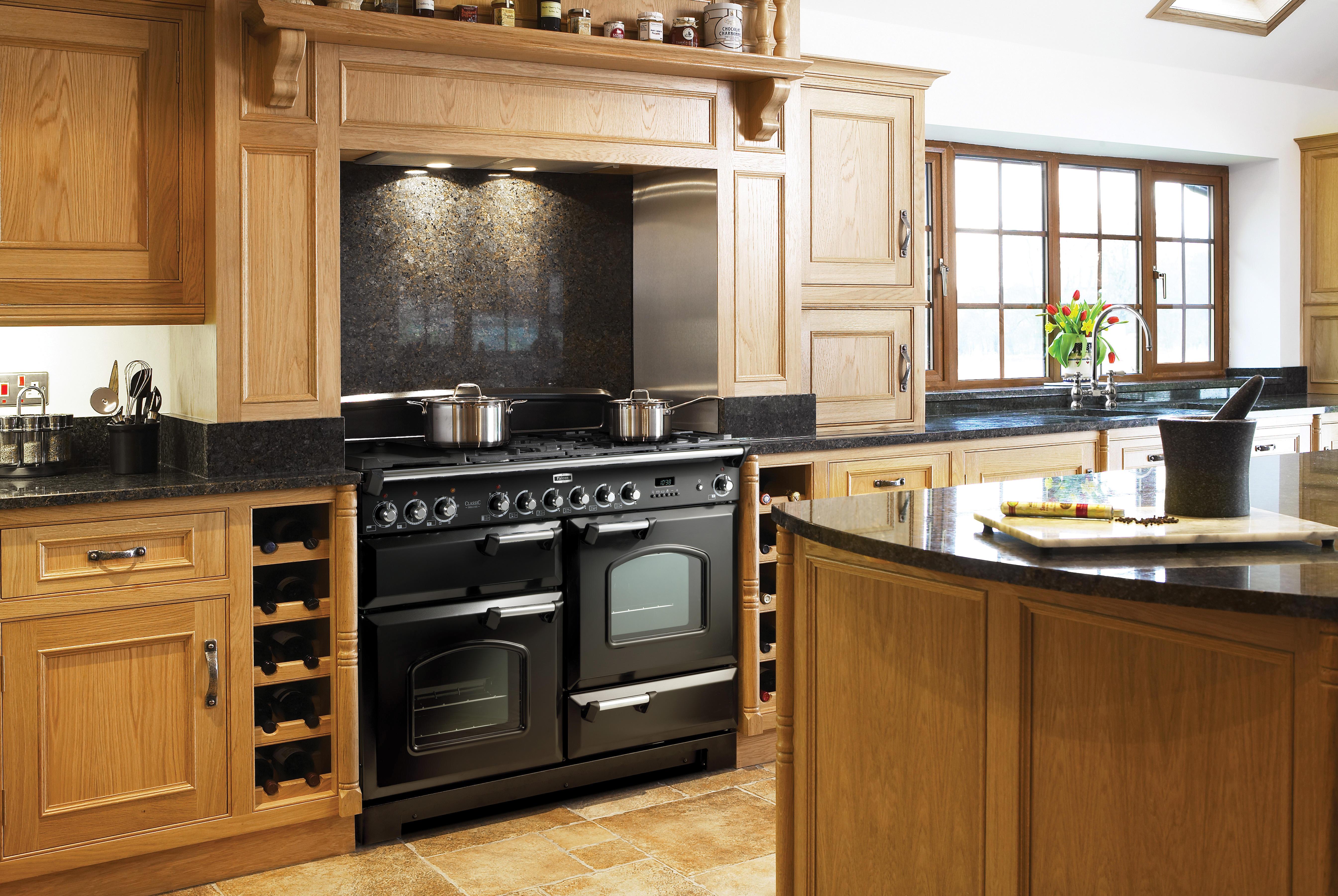 Falcon - wysokiej klasy brytyjskie urządzenia kuchenne