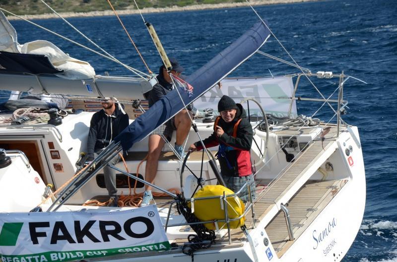 Finał żeglarskiej przygody z FAKRO