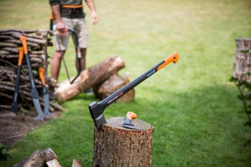 Fiskars WoodXpert™ - pełna oferta nowych narzędzi do drewna