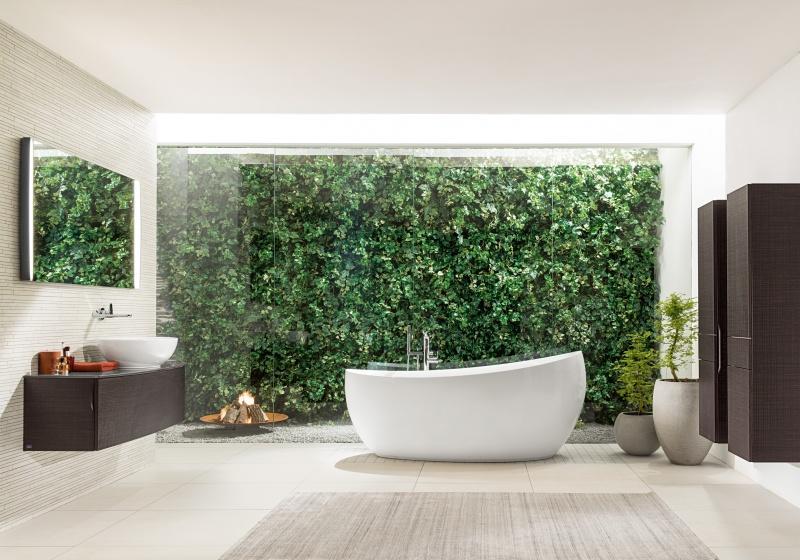 Gdy design spotyka się z modą – łazienkowe style Villeroy & Boch