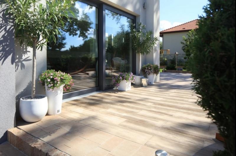 Geometria ponad wszystko – ogród w nowoczesnym stylu
