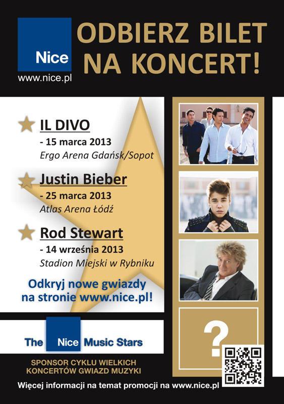 The Nice Music Stars