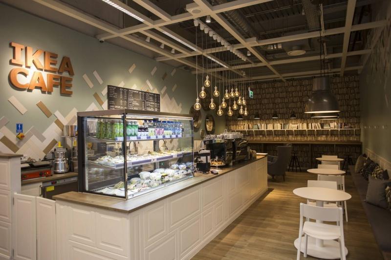IKEA CAFE w Krakowie, Łodzi i Wrocławiu