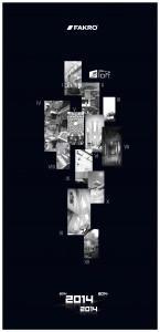 Kalendarz FAKRO 2014