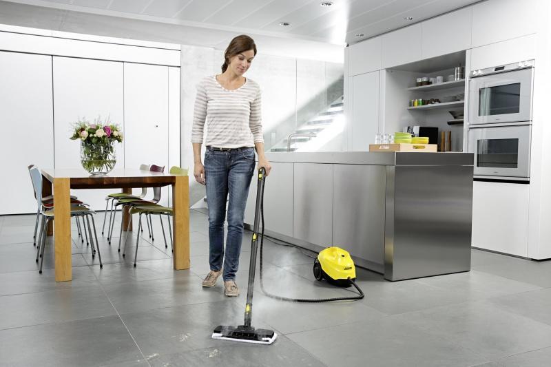 Kärcher radzi jak szybko i efektywnie zorganizować porządki domowe u siebie i krewnych